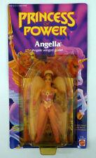 Princess Of Power vintage Angella Mattel 1984 Moc Motu She-Ra He-Man Musclor