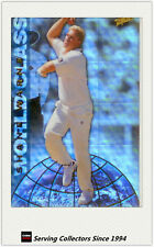1998/99 Select Cricket Hobby Trading Cards World Class WC6: Shane Warne