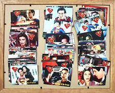 1995 Lois & Clark/Superman TV Show Trading Card Set of 90 Cards-  (TC-1189)