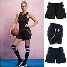 Womens Ladies Casual Active Sport Gym Running Fitness Shorts Breathable Wicking