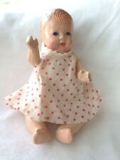 One-Of-A-Kind Vintage 1940s Baby Doll-