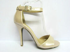 Buckle Party Strappy Heels for Women