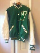 Blindside Wingate Letterman Football Jacket Prop Screen-Used Authentic COA