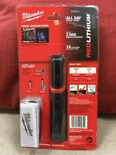 Milwaukee Rechargeable LED Work Light - 2112-21