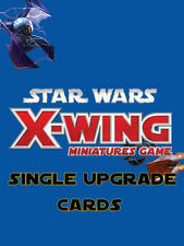 50% OFF! Star Wars X-Wing Miniatures Game - Upgrade Cards ELITE TALENTS, ILLICIT