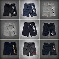 New Abercrombie & Fitch Mens pull on Shorts by Hollister AF sizes S M L XL XXL