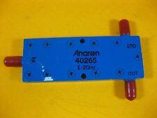 Anaren Power Divider 1-2GHz -- 40265 -- New