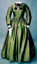 Ladies Day Dress Gown Civil War Era Sewing Pattern #111 (Pattern Only) Lmm111