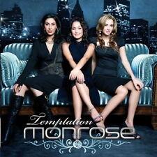 CD Album Monrose Temptation (Even Heaven Cries, Oh La La) 2006 Warner Bros