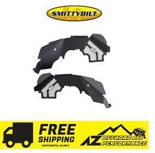 Smittybilt Front Aluminum Inner Fender For 07-18 Jeep Wrangler JK JKU 76984