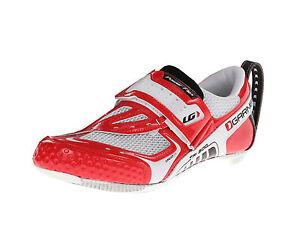 Louis Garneau Tri 300 Triathlon Carbon Shoes  New