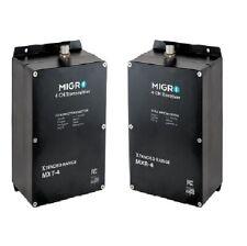 Long Range Wireless Radio Control System 4 Channel Modules, Pump, Gates, Lights