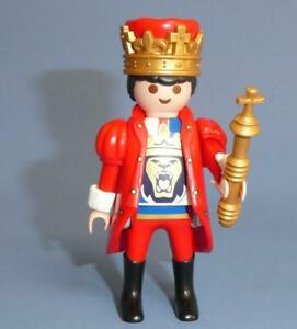 Playmobil Modern King for Castle / Palace -  Series 18 Boy Figure 70369