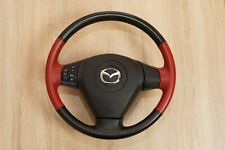 Mazda RX-8 steering wheel with airbag