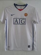 Manchester United 2008-2009 Away Football Shirt Childrens XL 13-15 years /41093