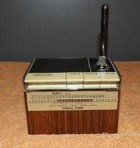 Vintage Radio Shack Realistic WWV TimeKube