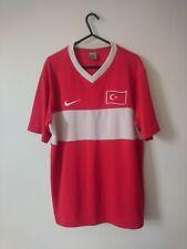 Turkey 2008 Home Shirt - Size Large