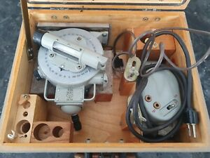 """Optical Quantrant СO-10 """"tilt angle measurements"""" VERY RARE USSR 1969 year"""