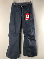 NWT The North Face Women's Periscope Grey Freedom Insulated Pants Size XS