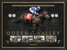 Winx 2018 Cox Plate Champion Queen of the Valley Signed Official Print Framed