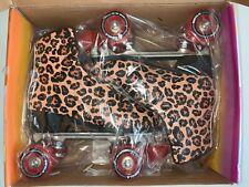 Brand NEW ⭐Impala Quad Roller Skates - Leopard⭐ size 9 [SHIPS ASAP]
