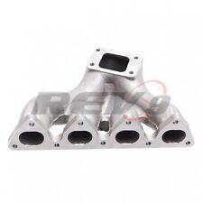 Civic crx ef eg ek d15 d16 D series T3 Top Mount Cast Turbo Exhaust Manifold t4e