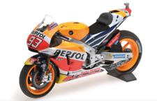 Motos miniatures multicolores Honda