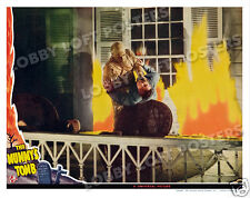 THE MUMMY'S TOMB LOBBY SCENE CARD # 8 POSTER 1942 LON CHANEY JR. KHARIS