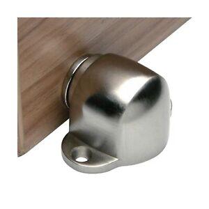 Hapsun Magnetic Door Stop Catch,Stainless Steel Brushed Door Stopper Floor Mo...