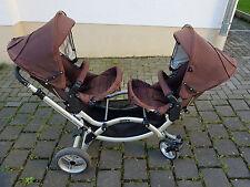 ABC Zoom Zwillingskinderwagen