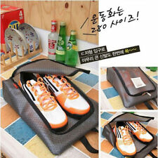 Portable Travel Shoe Cosmetic Bag Zip Pouch Storage Organizer Waterproof HOT