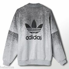 Adidas RITA ORA SUPERGIRL TRACK sweat shirt Jacket FRENCH TERRY Top~Womens sz XL