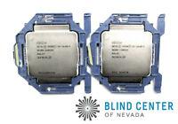 Lot of 2 Intel Xeon E5-2640V3 8 Core 2.6GHz 20MB LGA2011-3 Server Processor CPU