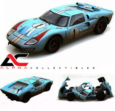 SHELBY COLLECTIBLES SC405 1:18 1966 FORD GT40 MKII KEN MILES DIRTY