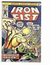 Iron Fist #4 (Apr 1976, Marvel)