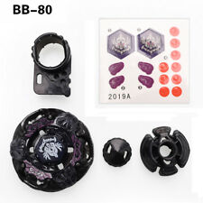 Rapidity Fight Metal Fusion Masters 4D Beyblade BB80 Destroyer Gift Toy YO