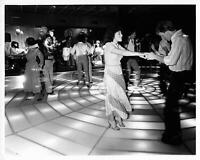 Vintage Press Photo Disco Dancing at The Brasserie Miami Tourism nightlife FL kg