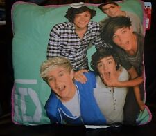 ONE DIRECTION 1D Decorative Pillow Photo - NWT