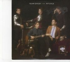 (DW788) Team Ghost, Rituals - 2013 Sealed DJ CD