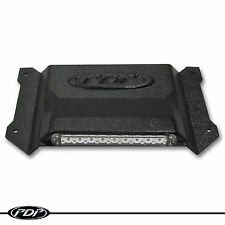 2005+ SKI-DOO REV L.E.D Snowmobile Brake Light _ Black Housing Clear Lense