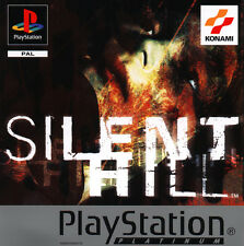 Silent Hill PS1 Sony PlayStation 1