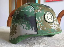 07's series China PLA Army Woodland Digital Camouflage Helmets Cover