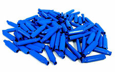 100 Pieces Crimp B Wire Gel Filled Bean Type Connectors, Brand New