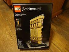 LEGO ARCHITECTURE--FLATIRON BUILDING NEW YORK CITY SET (NEW) 21023