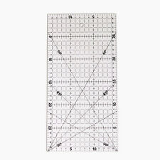 Quilting Ruler 1 Pcs 30cm x 15cm Acrylic Sewing Clear Quilt Patchwork Tools Diy