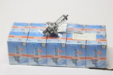 NEUF & ORIGINAL : Lot de 10x ampoules H4 culot P43t 12V 60/55W - OSRAM BILUX H4