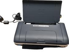 HP OfficeJet H470b mobiler Farb-Tintenstrahldrucker für Laptop unbenutzt