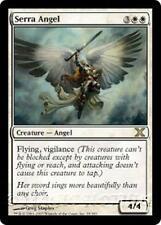SERRA ANGEL Tenth Edition MTG White Creature — Angel RARE
