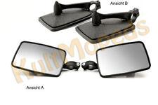Espejo Retrovisor Mz Ts 125 150 250 Es 125 175 300 Derecha Izquierda Simson