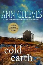 Shetland Island Mysteries: Cold Earth 7 by Ann Cleeves (2017, Hardcover)